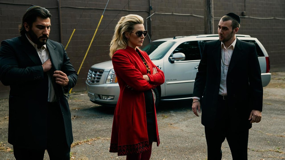 Triple 9, Kate Winslet