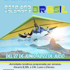 Brasil y la cultura carioca en el Cole de Verano 2016 de MiMedia