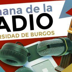 Semana de la Radio en la Universidad de Burgos
