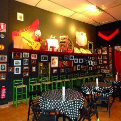 Restaurante de La Peña Flamenca La Zambra