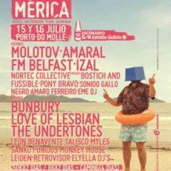 Festival PortÁmerica 2016 en Nigrán