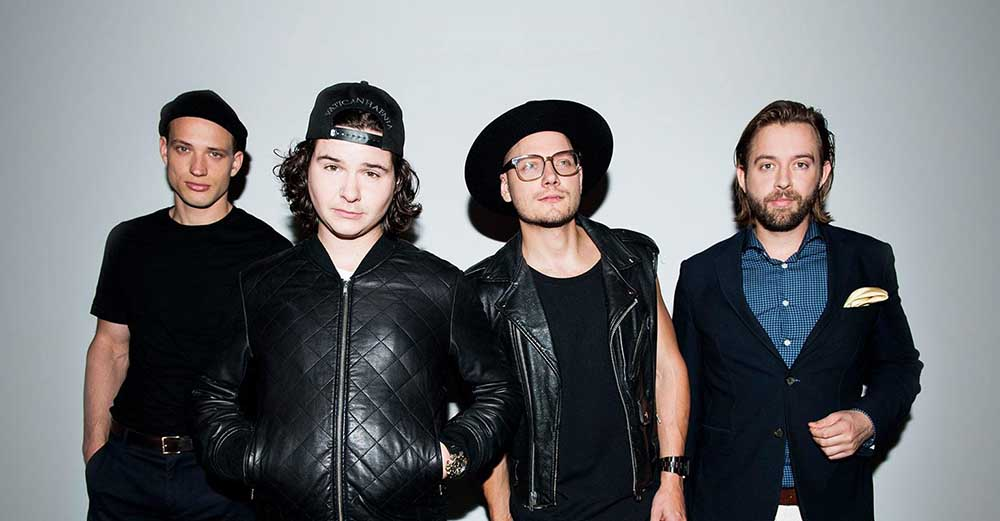 Conciertos de Lukas Graham en Madrid y Barcelona