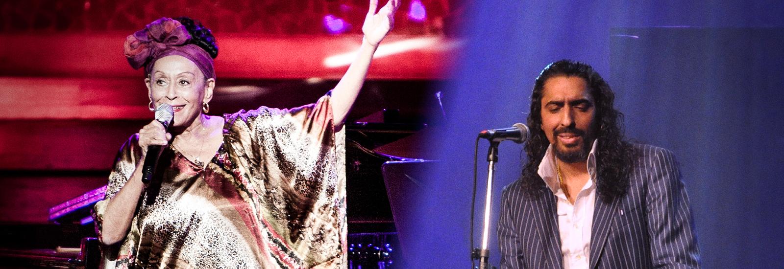 Omara Portuondo & Diego 'El Cigala' en la Mar de Músicas
