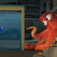 La película 'Buscando a Dory' arrasa en la taquilla