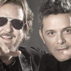 Zucchero y Alejandro Sanz, juntos en 'Hecho de sueños'