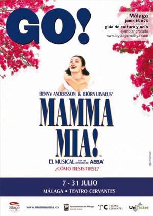 Revista La GUÍA GO! Málaga de Junio 2016