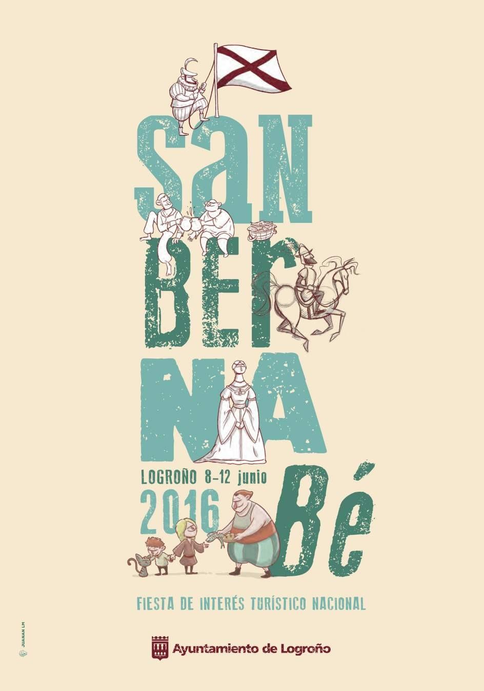 Fiestas de San Bernabé 2016