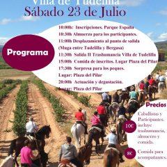 Fiesta de la Trashumancia de la Villa de Tudelilla