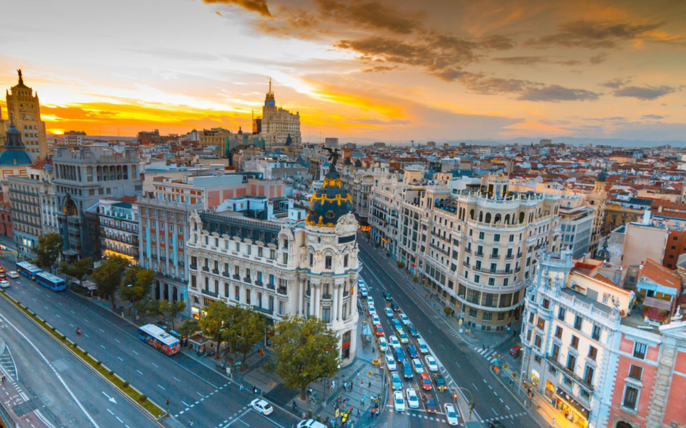 Madrid verano