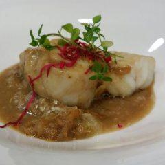 Restaurante BocArte, menú Delice de fin de semana
