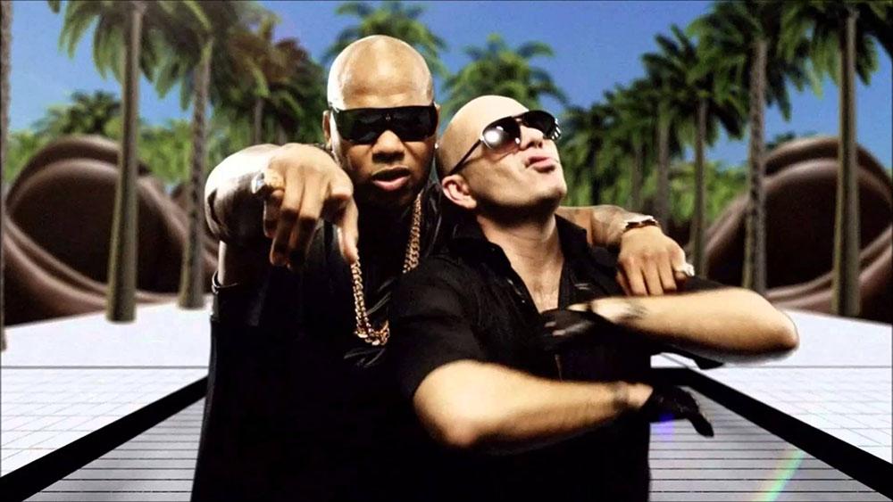 Pitbull y Flo Rida