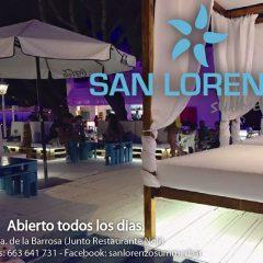 San Lorenzo Summer Bar