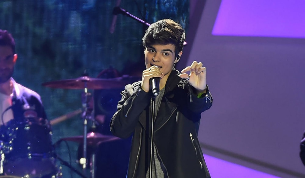 Abraham Mateo lanza el videoclip de 'When you love somebody'