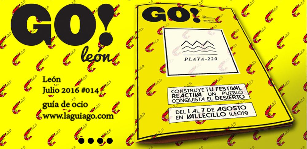 Guía Go! León julio 2016