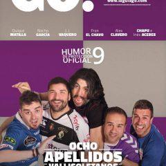 Revista Go Valladolid! Agosto  2016