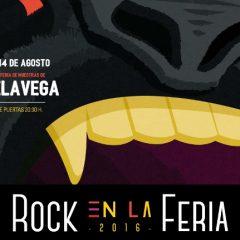 Ya queda menos para Rock en la Feria 2016
