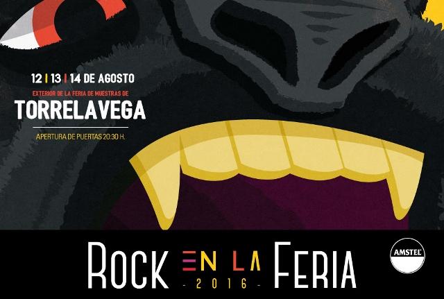 Rock en la Feria 2016