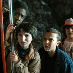 'Stranger Things', la nueva serie de Netflix empieza con fuerza