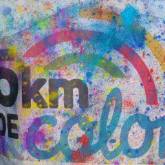 Llegan los 5km de color a Ponferrada