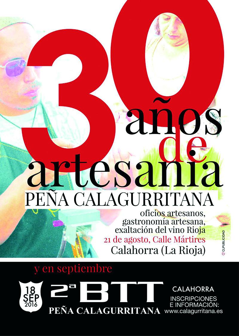 XXX Feria de Artesanía Peña Calagurritana