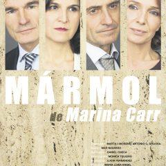 El Vodevil presenta Mármol, de Marina Carr