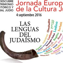 Las lenguas del judaísmo centran las XVII Jornadas Europeas de la Cultura Judía.