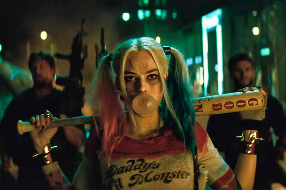 Ecuadron suicida estrenos de cine del viernes 5 de agosto