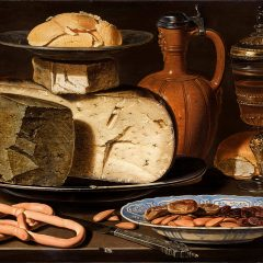 Exposición de Clara Peeters en el Museo del Prado, en otoño