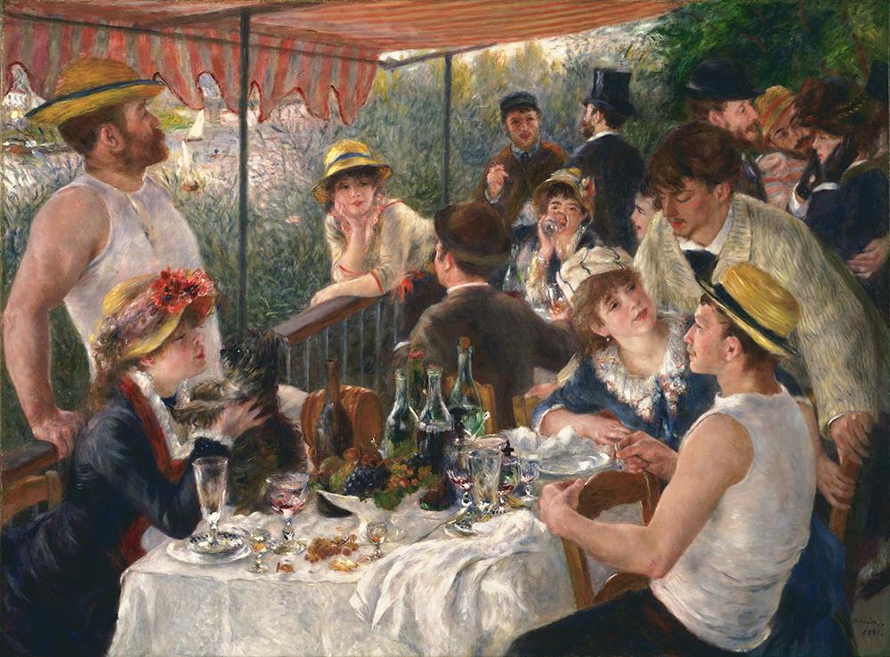 Exposición de Renoir en Madrid