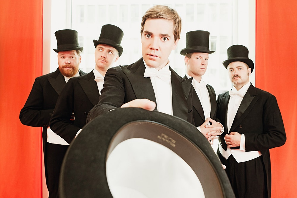 The Hives 2 min