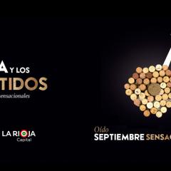 Septiembre Sensacional. Oído. El Rioja y los 5 Sentidos