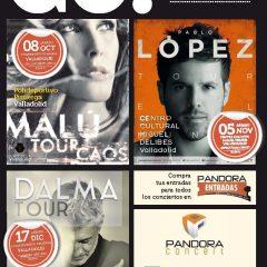 Revista Go Valladolid! Octubre 2016