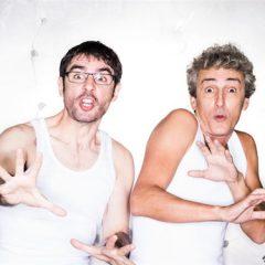 El espectáculo de humor, 'Dos' en el Teatro Circo Murcia