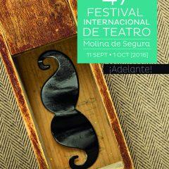 Programación del 47º Festival Internacional de Teatro de Molina de Segura