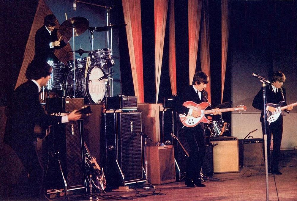 'The Beatles: Live At The Hollywood Bowl', ya a la venta