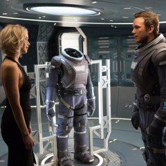 Tráiler de la película 'Pasajeros', con Jennifer Lawrence y Chris Pratt