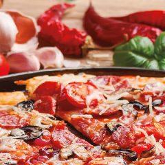 Oven, pastas y pizzas al horno de leña