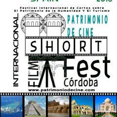 """I Festival Internacional de Cortos de Córdoba """"Patrimonio De La Humanidad. Patrimonio De Cine"""""""