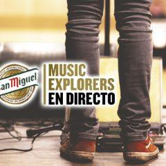 San Miguel Music Explorers En Directo llega a las salas de Málaga
