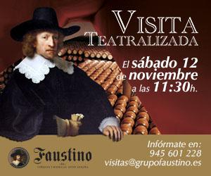 Visitas teatralizadas Faustino