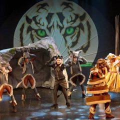 La aventura de Mowgli, el musical en Beniaján