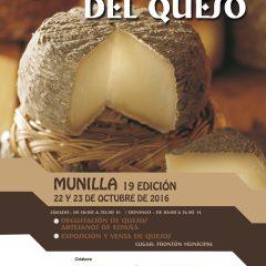XVIII Jornadas del Queso Artesano en Munilla