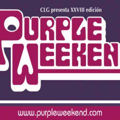 Ya está aquí el Purple Weekend 2016