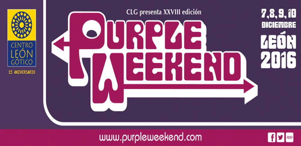 Purple Weekend 2016