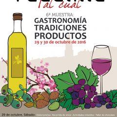 Gastronomía, tradiciones y productos en Tudelilla Tal cual
