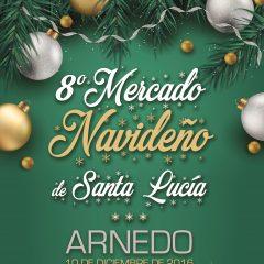 VIII Mercado Navideño de Santa Lucía en Arnedo