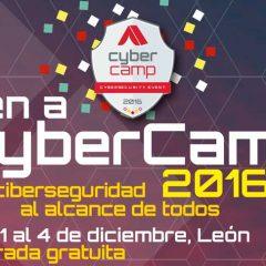 León acoge el CyberCamp 2016