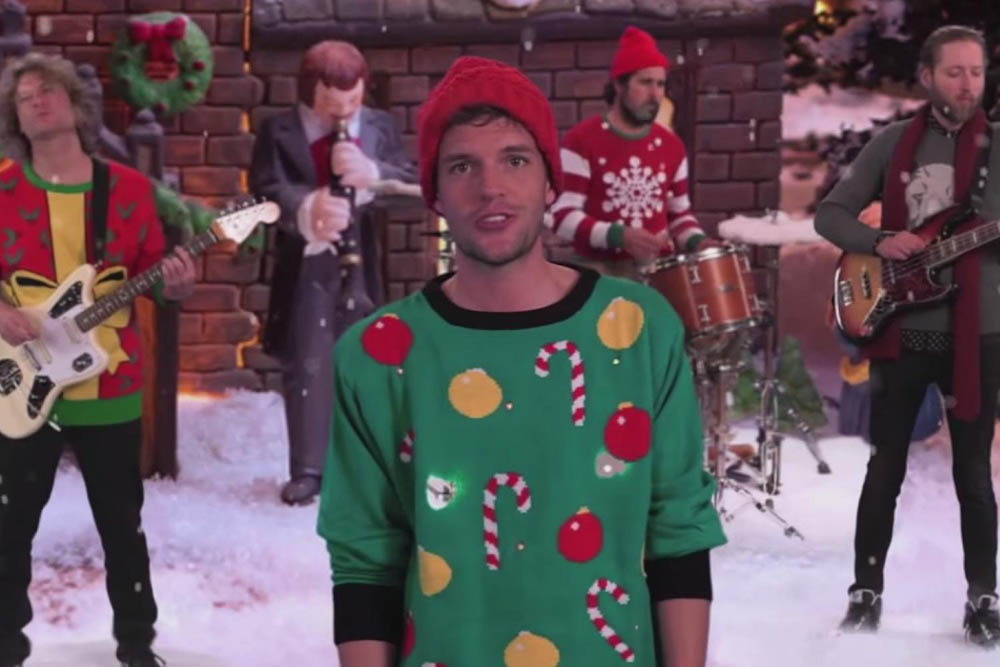 Disco navideño de The Killers, 'Don't Waste Your Wishes'