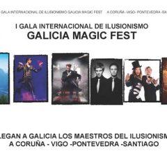 Galicia Magic fest, festival internacional de ilusionismo en Galicia