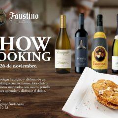 Showcooking Bodegas Faustino